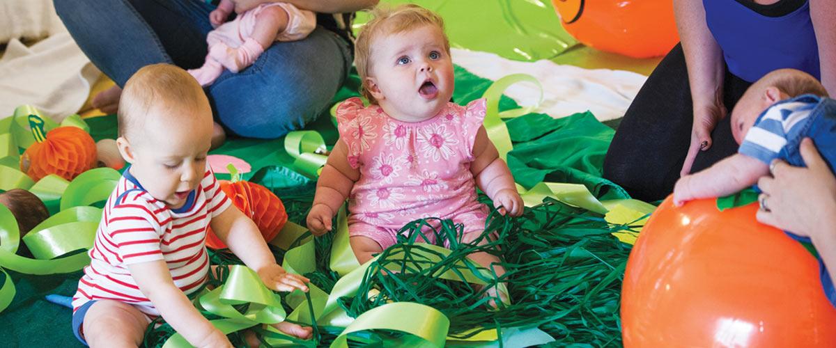 Iets Nieuws Baby's & Peuters - Zintuiglijke ontwikkeling #AC46